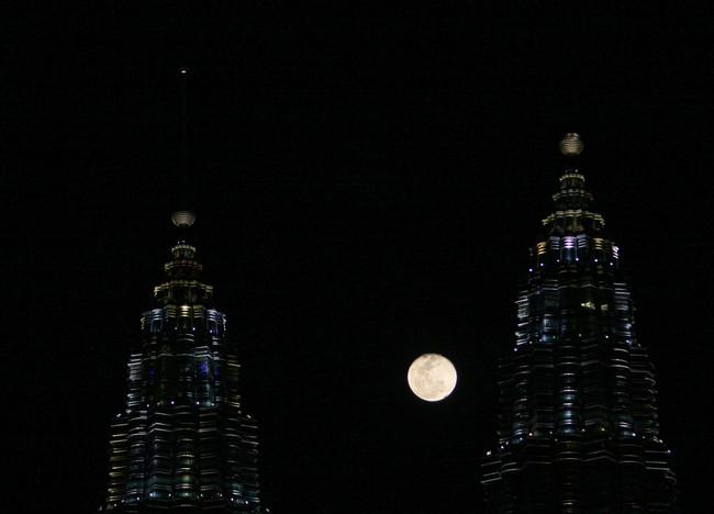 Superluna Kuala Lumpur