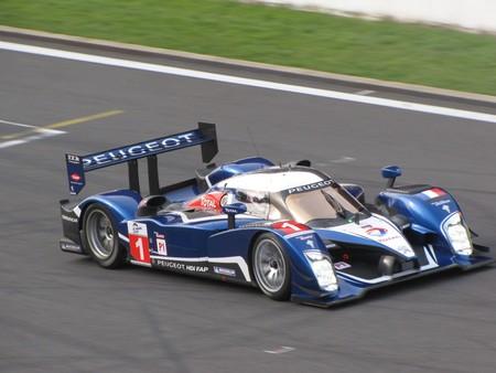 Peugeot Gene Le Mans 2009