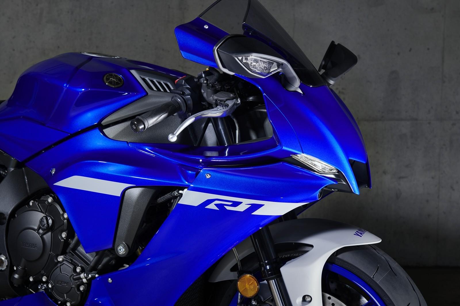 Foto de Yamaha YZF-R1 2020 (16/61)