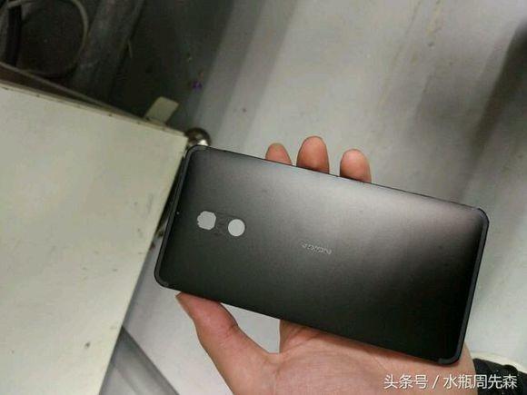 Imágenes del Nokia D1C filtrado