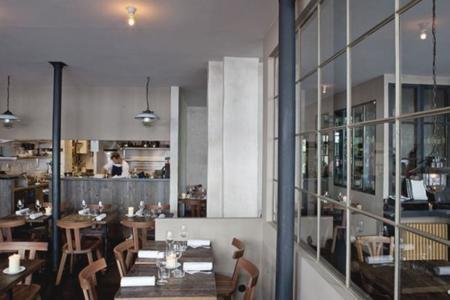Restaurante Septime Paris 8
