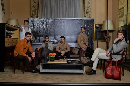 La Script Bag, el último modelo de la colección The Gentleman Room de Tod's