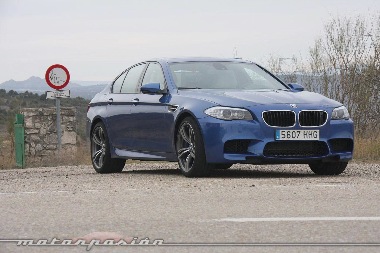Foto de BMW M5 (Prueba) (96/136)