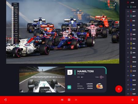 El innovador sistema para ver la Fórmula 1 online que no tendremos en España