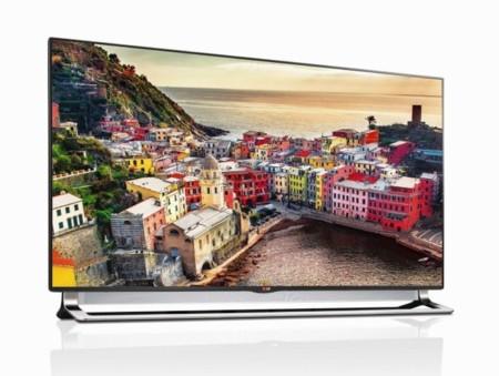 LG LA9650, televisor 4K para el gran público
