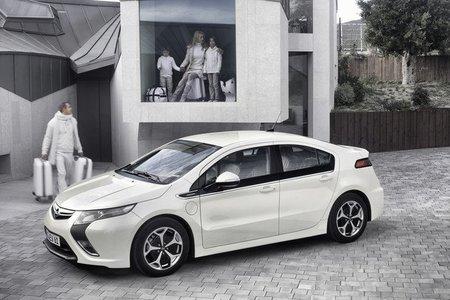 Así funcionan los modos de conducción del Opel Ampera