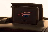 El Suzuki SX4 llevará navegador de serie en Estados Unidos