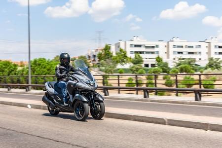 Yamaha Tricity 300 2020 Prueba 020