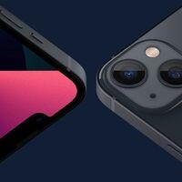 iPhone 13: la esperada reducción del notch viene acompañada de un gran salto en cámara y mantiene los 60Hz en pantalla