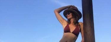 Cindy Crawford recupera sus famosas rutinas de los 90 en Instagram para ayudarnos a entrenar en casa durante el coronavirus