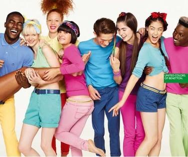 Más fotos de la campaña Primavera-Verano 2011 de United Colours of Benetton