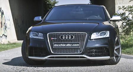 McChip sobrealimenta el Audi RS5