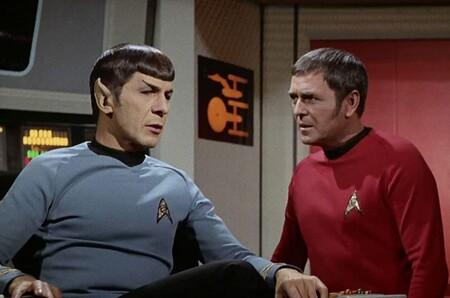 Star Trek Montgomery Scotty James Doohan
