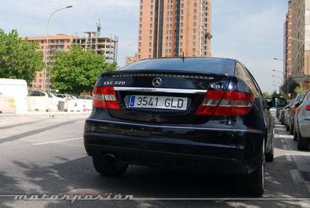 El Mercedes-Benz CLC desaparecerá en 2011