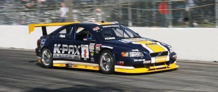 Curiosidades en Competición. Volvo S60R de K-PAX Racing para la SCCA World Challenge