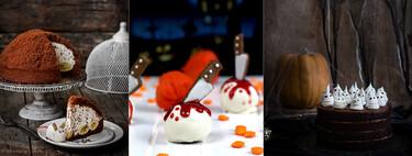 Recetas de Halloween (dulces y saladas) para divertirnos en casa en el paseo por la gastronomía de la red