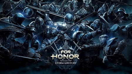 La séptima temporada de For Honor, Storm and Fury, comenzará la semana que viene con estas novedades