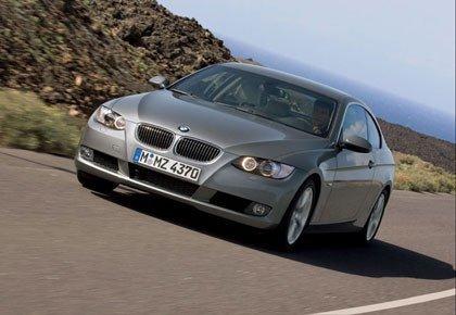 Primeras imágenes oficiales del BMW Serie 3 Coupé E92