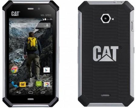 Cat S50, el nuevo teléfono de Caterpillar que lo resiste todo