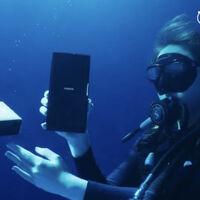 Unboxing bajo el mar: Xiaomi saca pecho con la certificación IP68 del Mi 11 Ultra