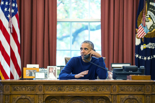 A Pete Souza se le echará de menos: sus 22 mejores fotografías de Obama