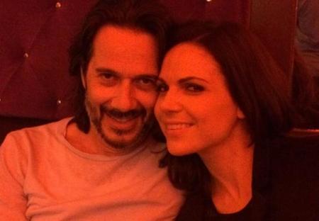 Tsss, que no se entere nadie, pero Lana Parrilla se ha casado... ¡En secreto!