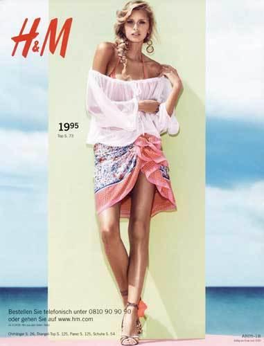 Catalogo H&m SS10