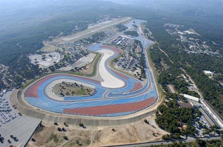¿Cuál de las 167 configuraciones de Paul Ricard se usaría para la Fórmula 1?
