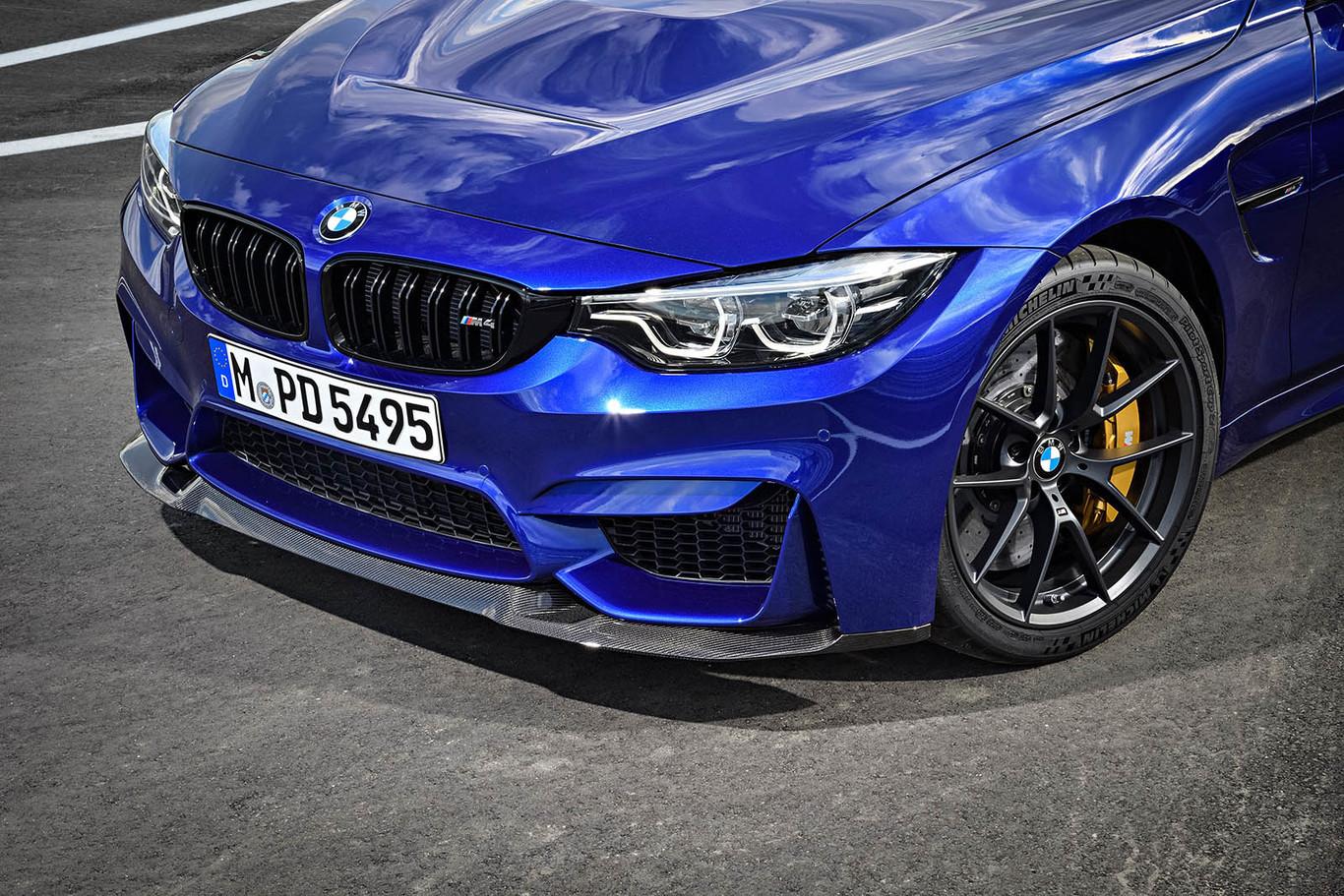 Foto de BMW M4 CS (5/11)
