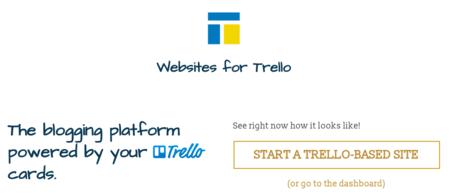 Websites for Trello