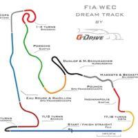 Las mejores curvas del mundo en un circuito de ensueño