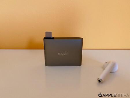 Adaptador USB-C a HDMI de Moshi: compacto y de calidad