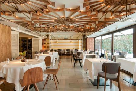 Benares, alta cocina india (sin ardores) en Madrid