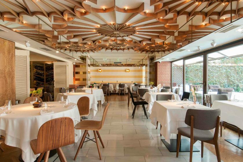 Benares, restaurante de alta cocina india en Madrid