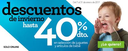 Ahora es el mejor momento de comprar juguetes: Descuentos del 40% en Toys 'r us hasta 31 de enero