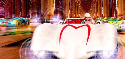 Speed Racer, las primeras imágenes de la película