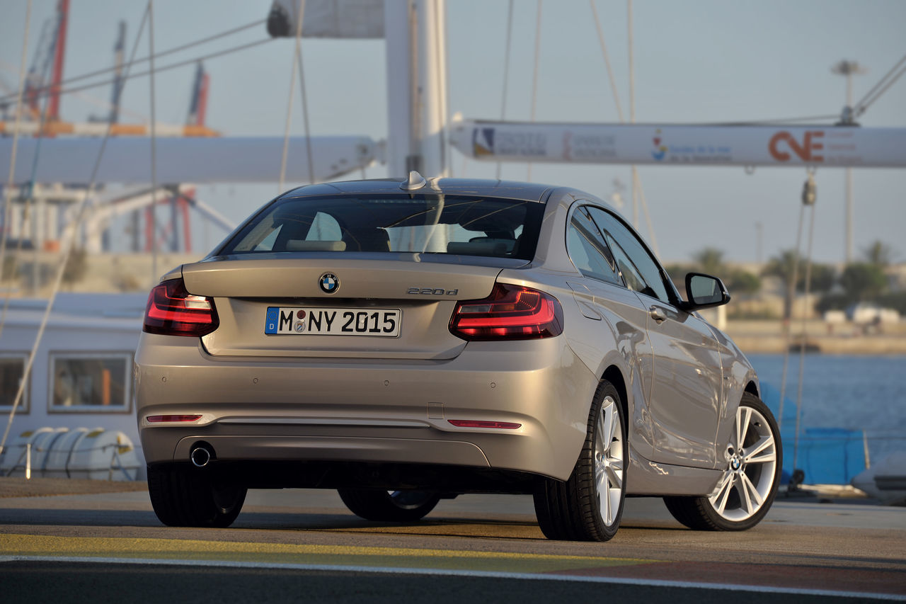 Foto de BMW Serie 2 Coupé (37/55)