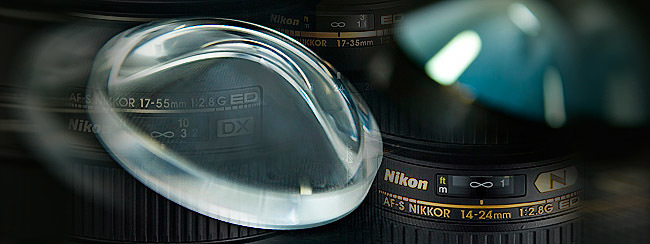 Nikkor optical glass