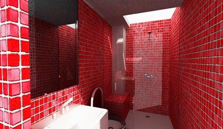 baño infografía
