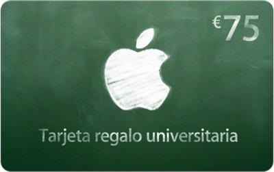 Arranca la promoción para estudiantes de Apple: compra un Mac y llévate 75 euros en aplicaciones