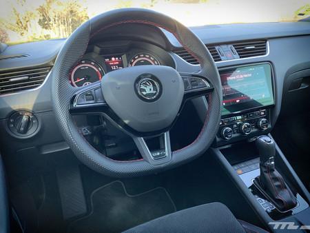 Skoda Octavia Combi RS 245 volante