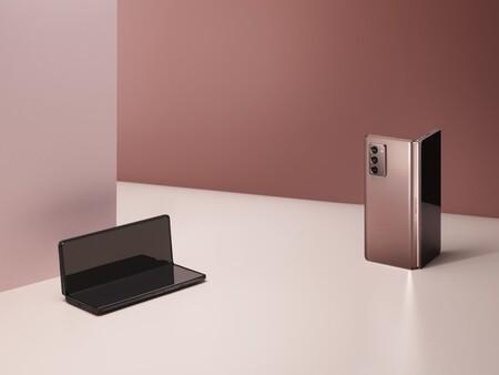 Samsung Galaxy Z Fold 2 Mexico Precio