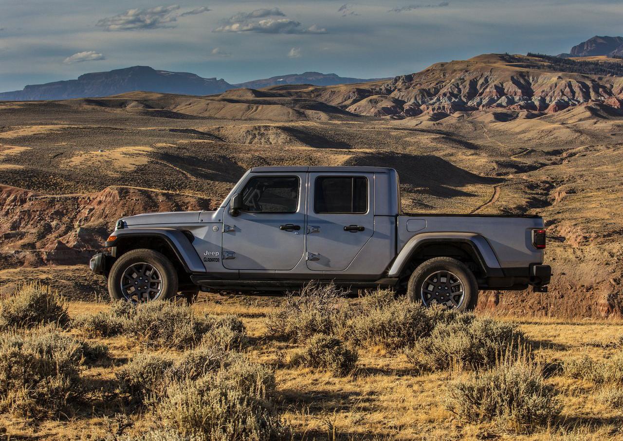 Foto de Jeep Gladiator 2020 (19/51)