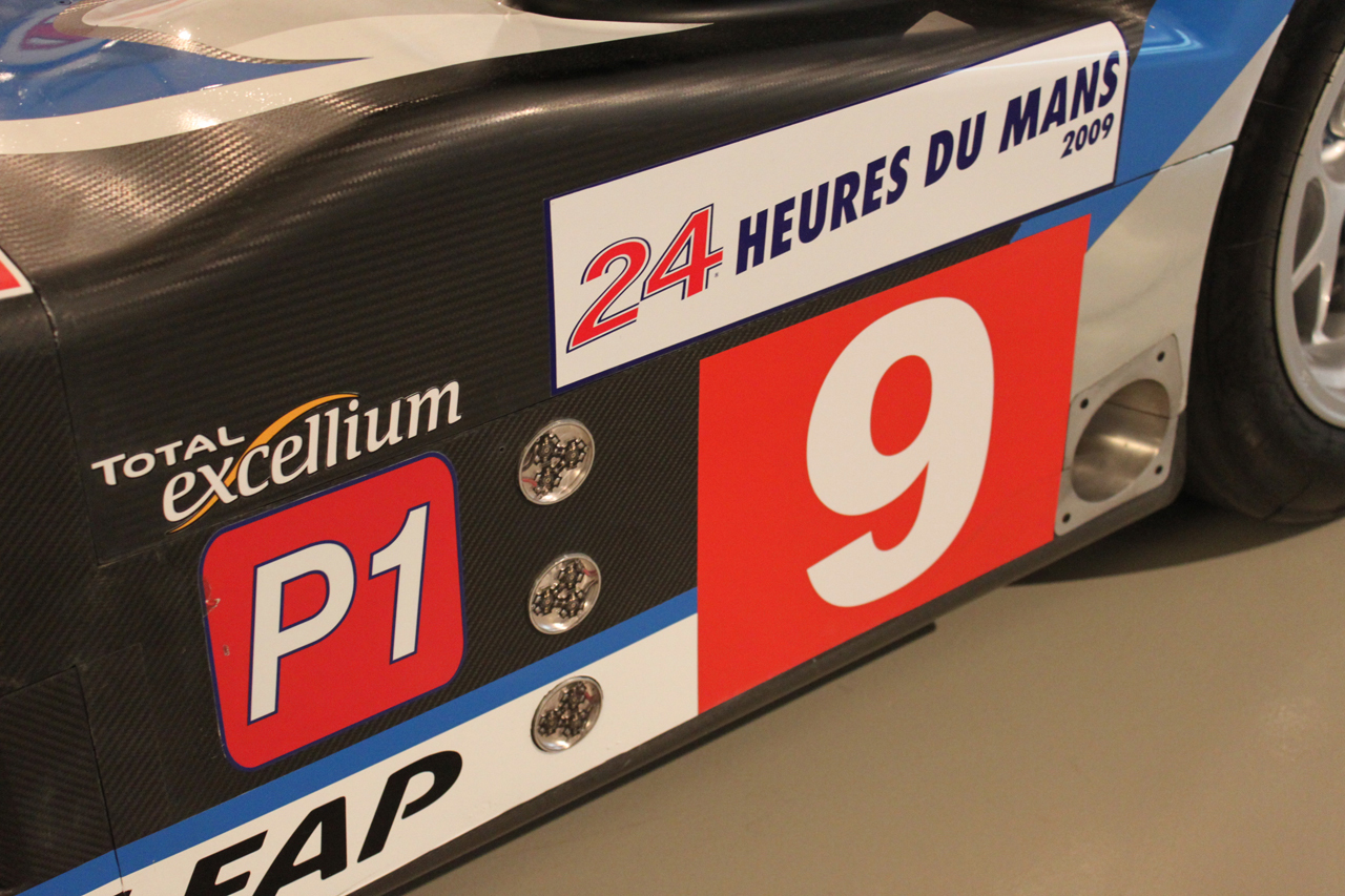 Foto de Museo 24 horas de Le Mans (193/246)