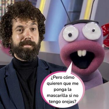 ¿Dónde está Trancas? Este es el motivo por el que la otra hormiga (Juan Ibáñez) ha desaparecido de 'El Hormiguero'
