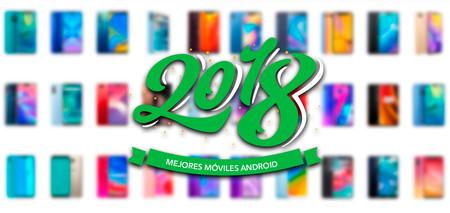 Los mejores móviles Android de 2018 según el equipo de Xataka Android