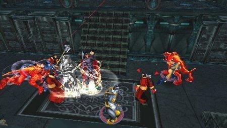 Capturas del X-Men Legends II de PSP