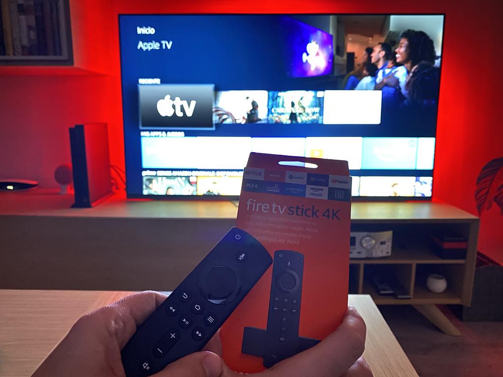 Esta ha sido mi experiencia al acceder a Apple TV+ desde un Amazon TV Fire Stick 4K