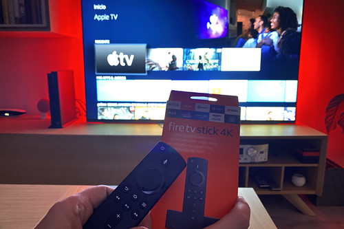 Esta ha sido mi experiencia al acceder a Apple TV+ desde un Amazon TV Fire Stick 4K