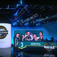 Team Heretics debuta en CWL Pro League con pleno de victorias y liderando la clasificación